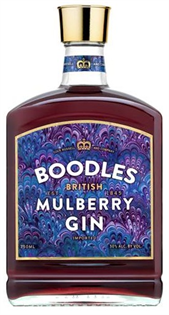 Boodles Gin Mulberry 750ml